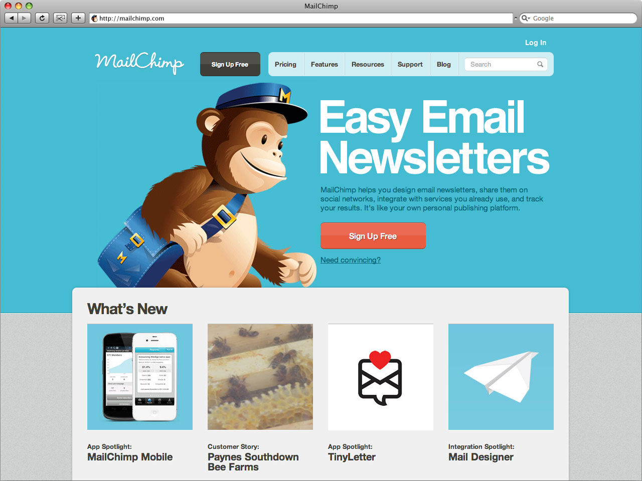 Best Email Marketing Software Mailchimp